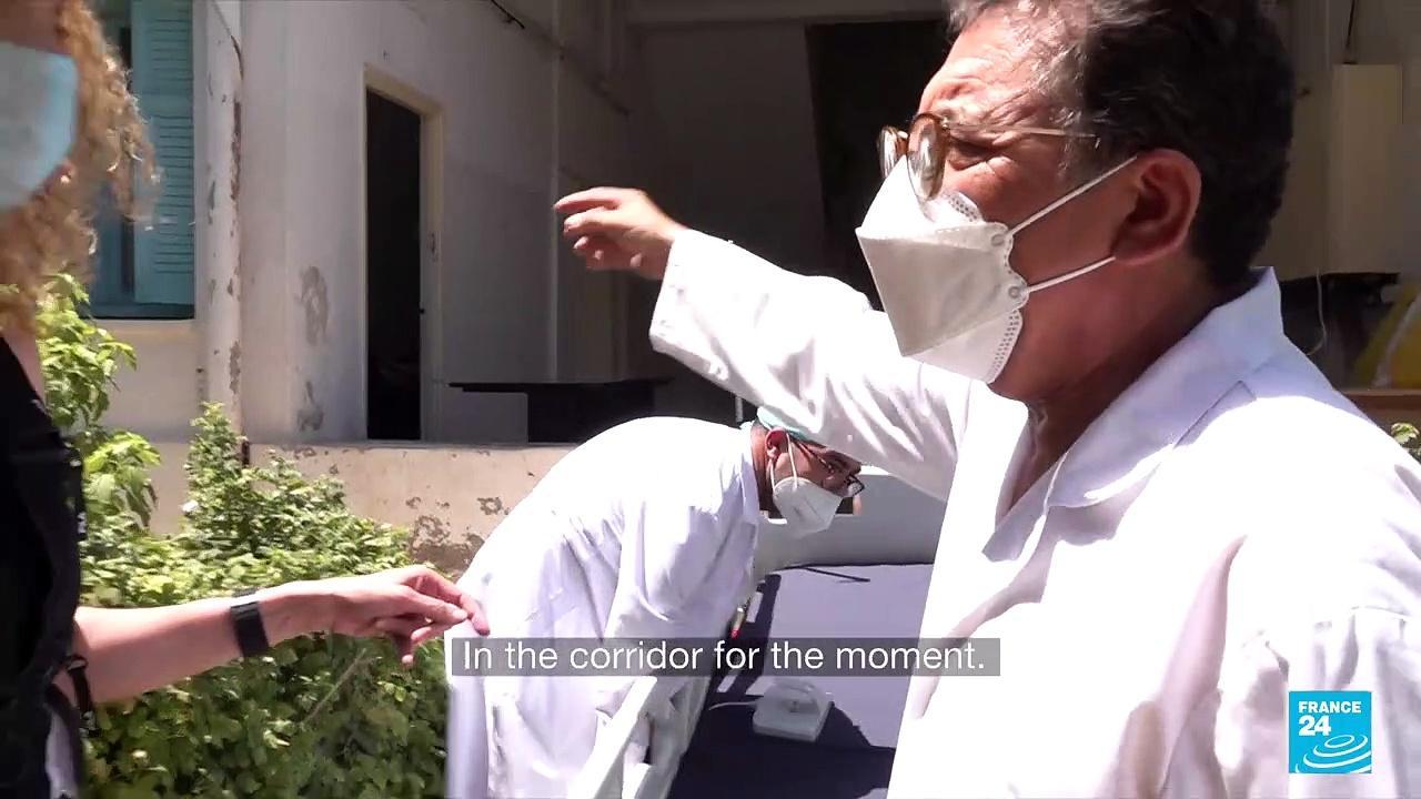 Doctors warn of 'unstable' situation as Tunisia battles virus surge