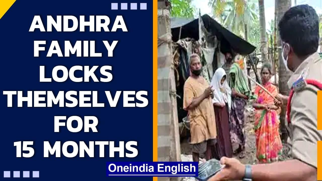 Andhra family locks themselves in for 15 months fearing death from Covid-19| Oneindia News
