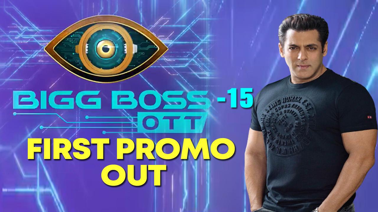 Salman Khan treats fans with first promo of Bigg Boss 15