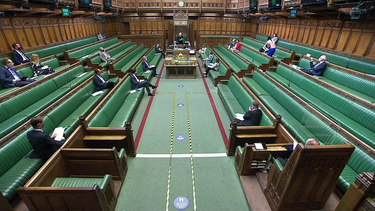 Butler kicked out of Commons after saying PM lied to MPs