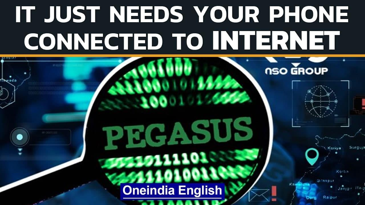 Meet Pegasus, the ultimate surveillance weapon | Know all | Oneindia News