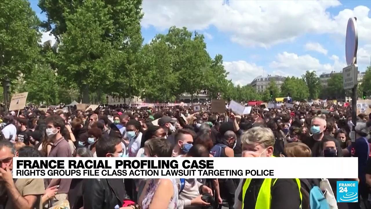 Unprecedented group action against the French state for racial profiling