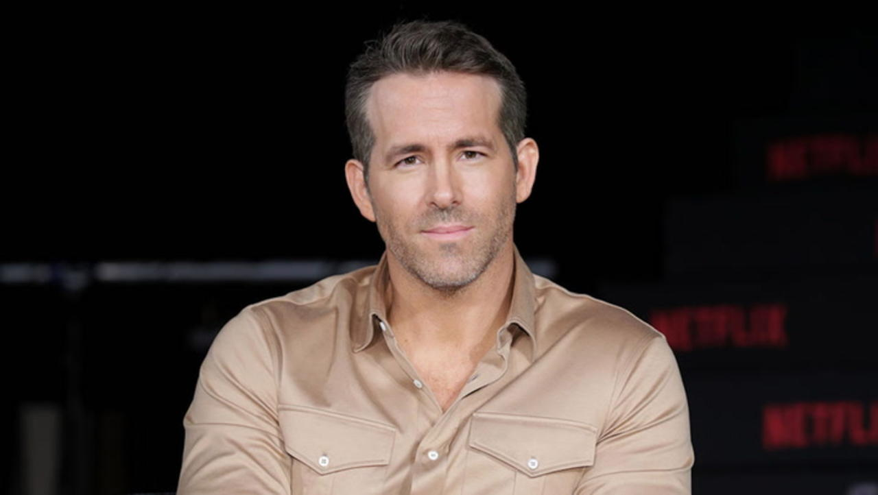 Ryan Reynolds Opens Up About the Connection Between Anxiety and Success | THR News