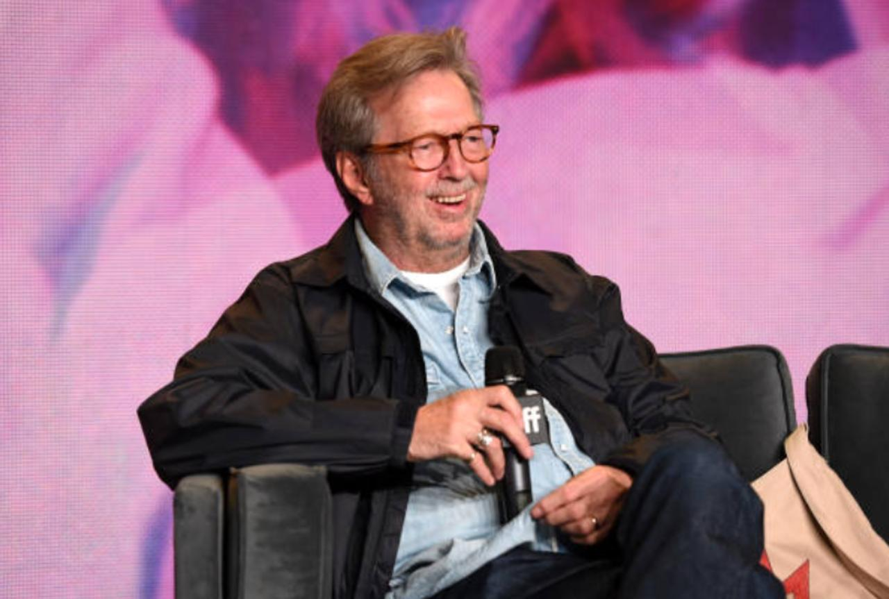 Eric Clapton Won't Perform at Venues That Require Proof of Vaccination