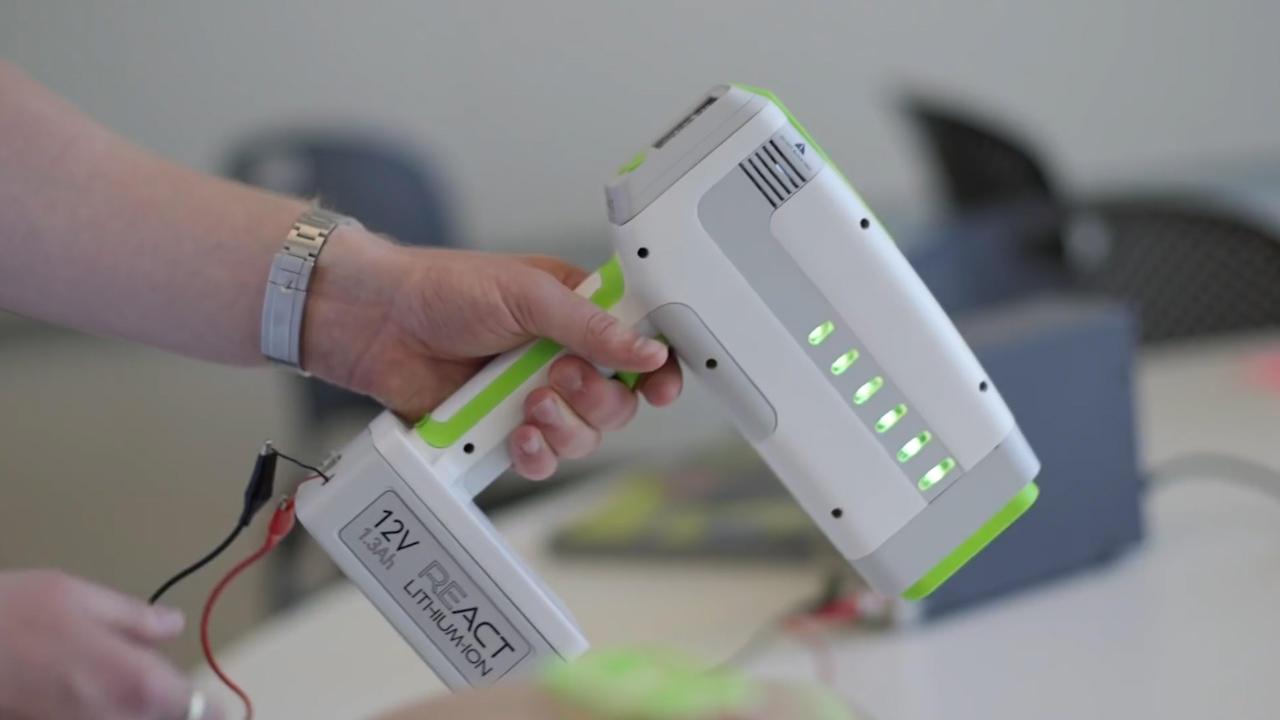 Irish College Student's Device Stops Bleeding In Stabbing Victims