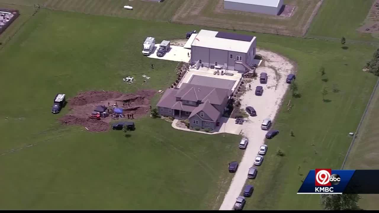 Court records reveal gruesome details after woman's remains found at Grain Valley property