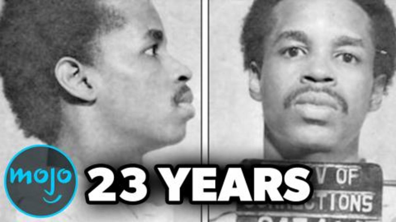 Top 10 Times People Were Proven Innocent After Long Convictions