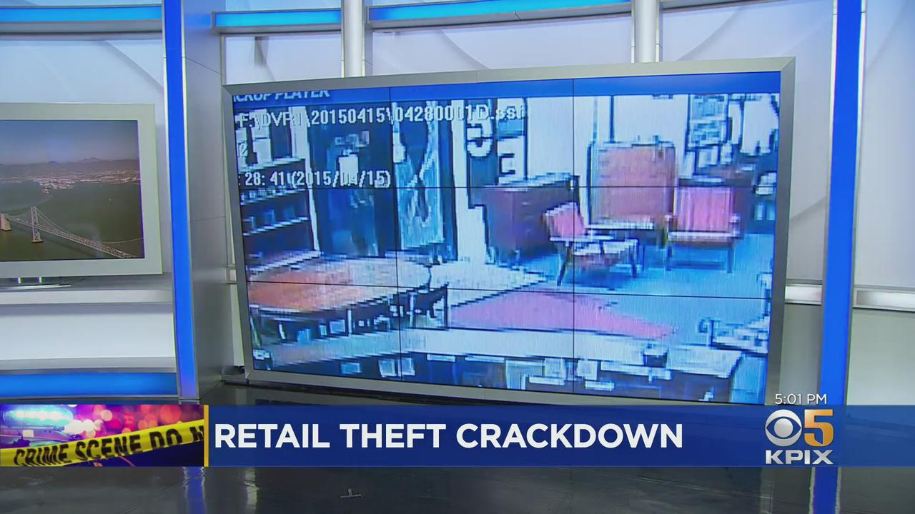 Newsom Signs Bill Aimed at Cracking Down on Organized Retail Theft