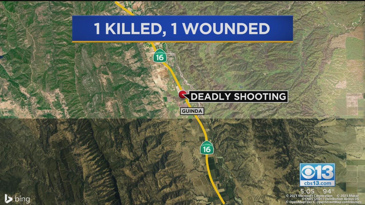 Yolo County Intruders: 1 Dead, 1 Injured