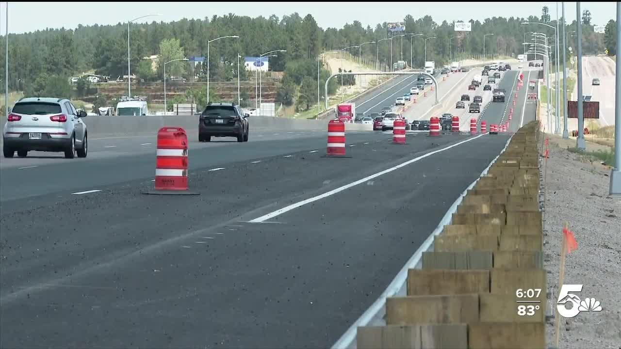 Newly paved lanes opening as The Gap project heads into final year