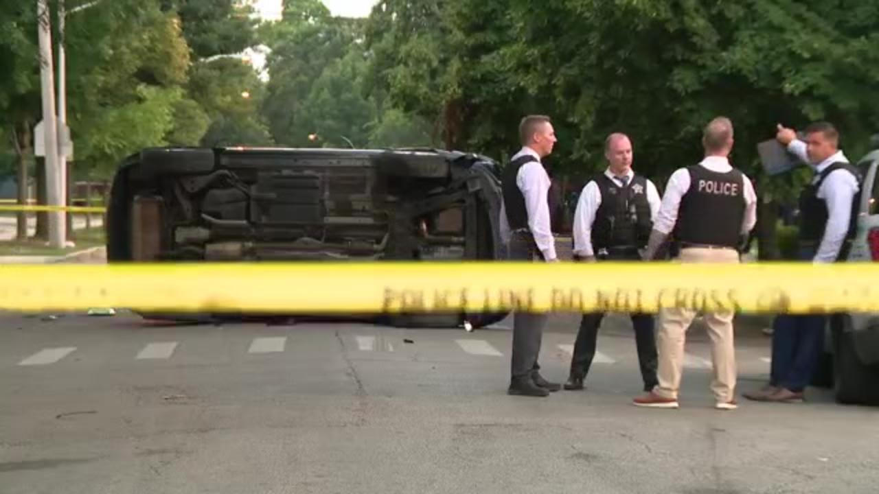 10 people shot, including 3 teens, in 2 incidents on Chicago's West Side, police say