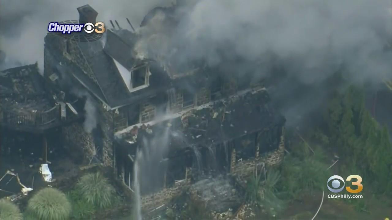 Neighbor Recounts Chester County House Explosion