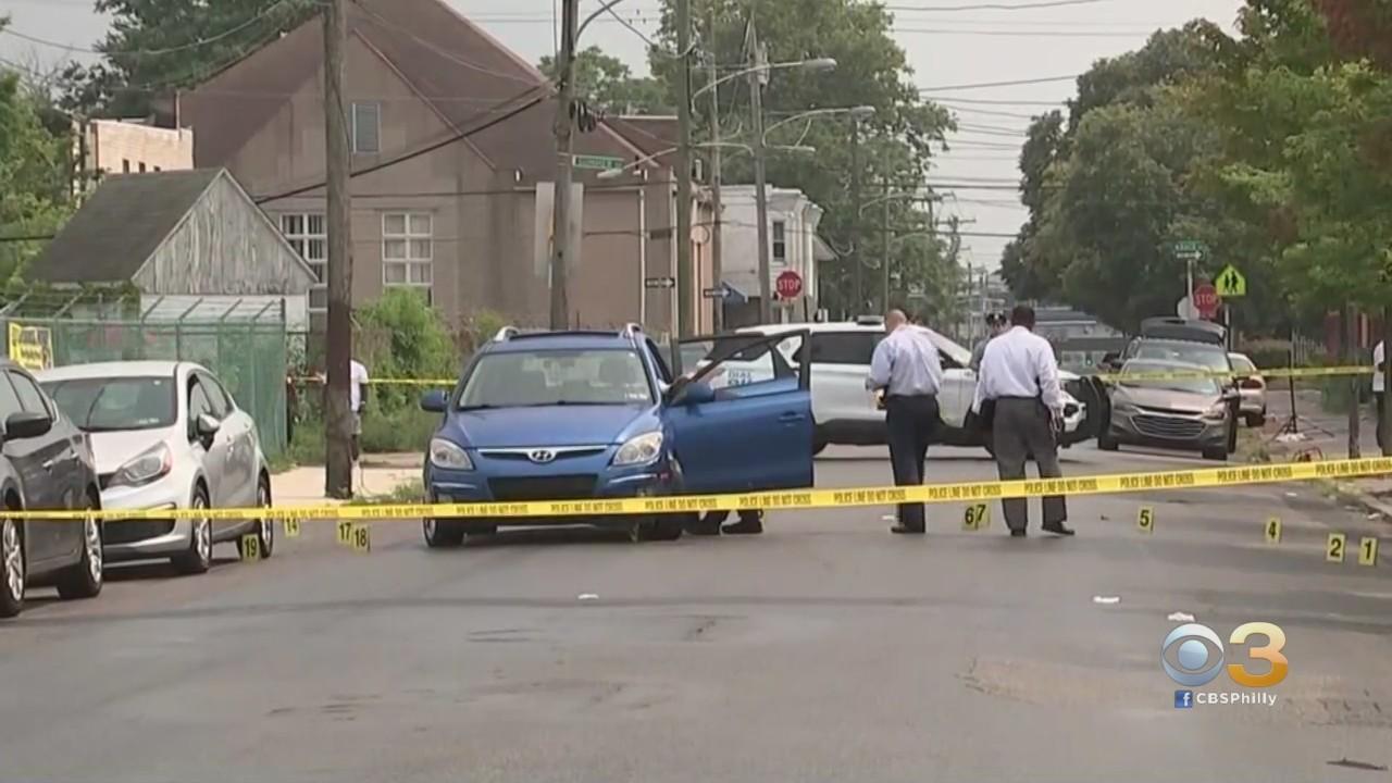 West Philadelphia Triple Shooting Leaves 2 Teens Dead