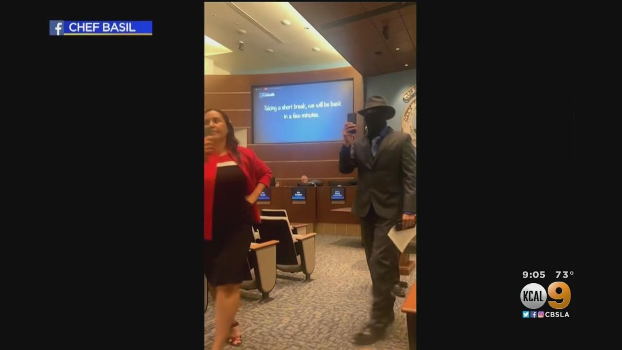 Caught On Camera: Victorville Council Member Blanca Gomez Arrested During Council Meeting