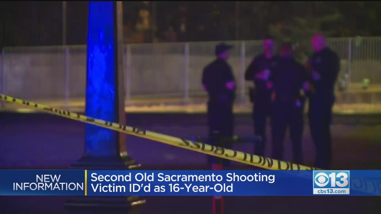 Second Old Sacramento Shooting Victim Was 16