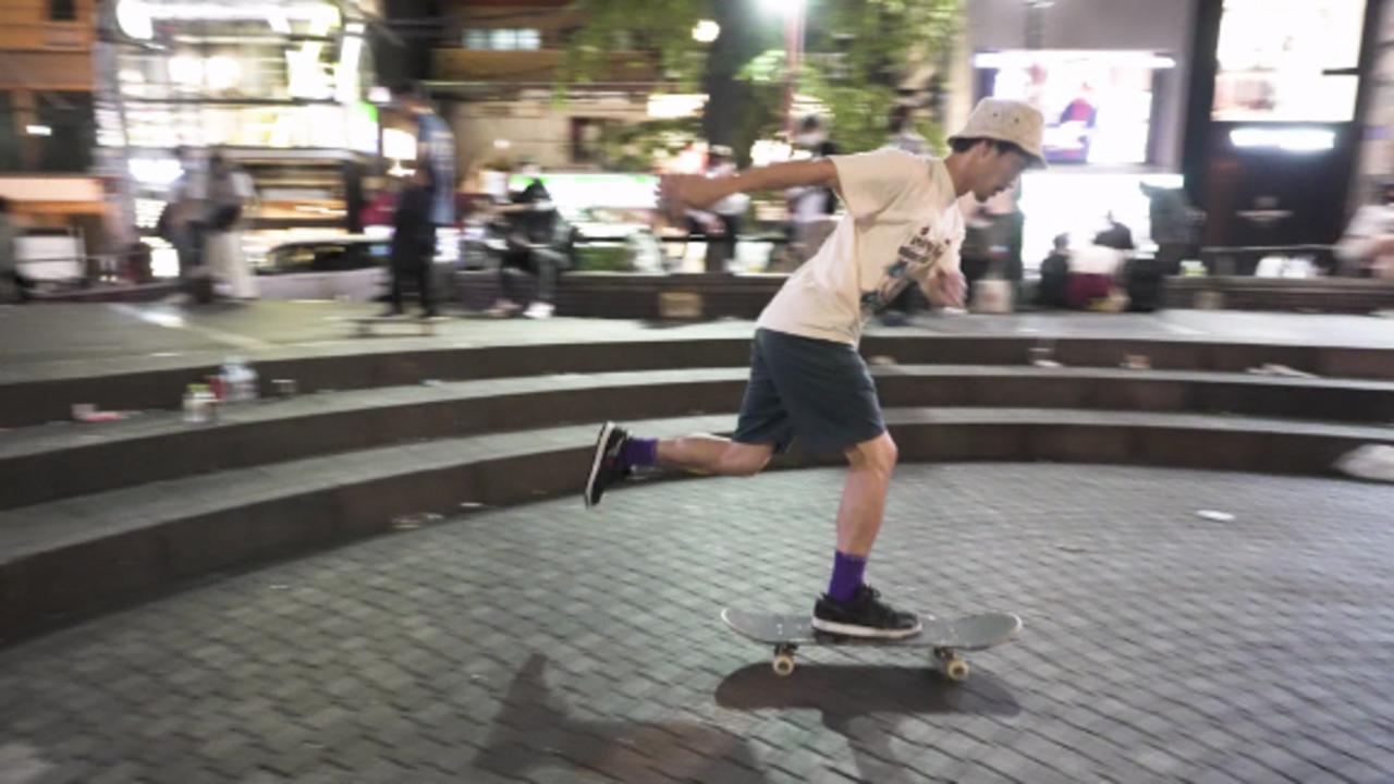 How skateboarding went mainstream in Japan