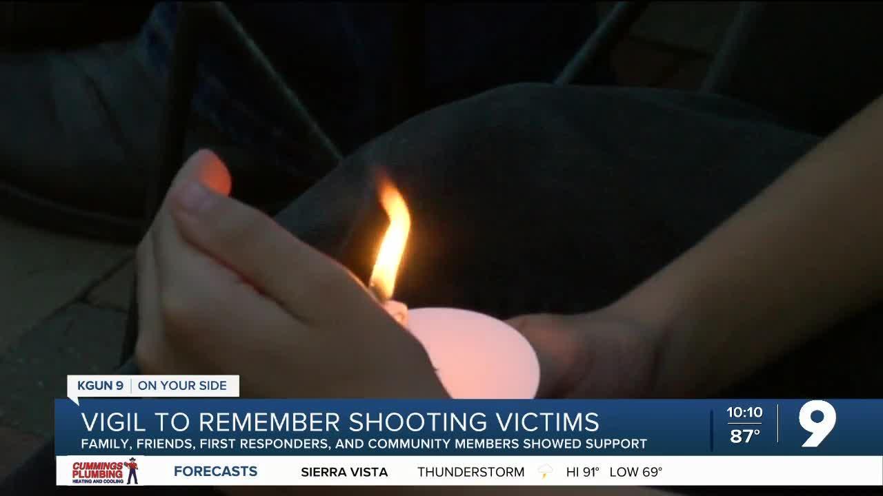 Vigil to remember shooting victims