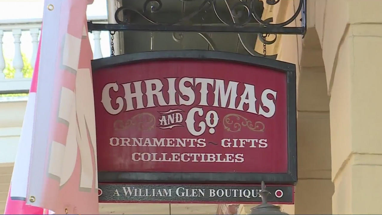 Old Sacramento Holiday-Themed Store Closing After String Of Thefts