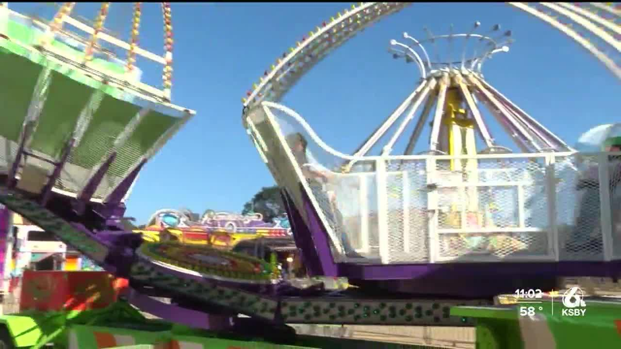 California Mid-State Fair returns for opening day