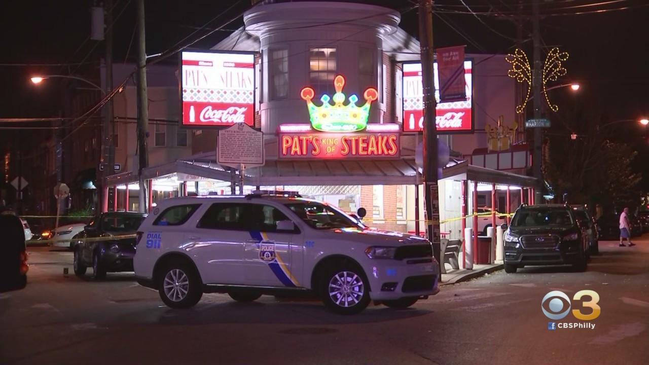 Man Shot, Killed Outside Of Pat's Steaks