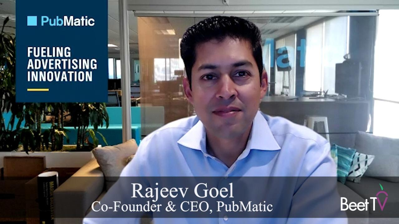 VC Relationships Are Formed With People, Not Firms: PubMatic's Rajeev Goel