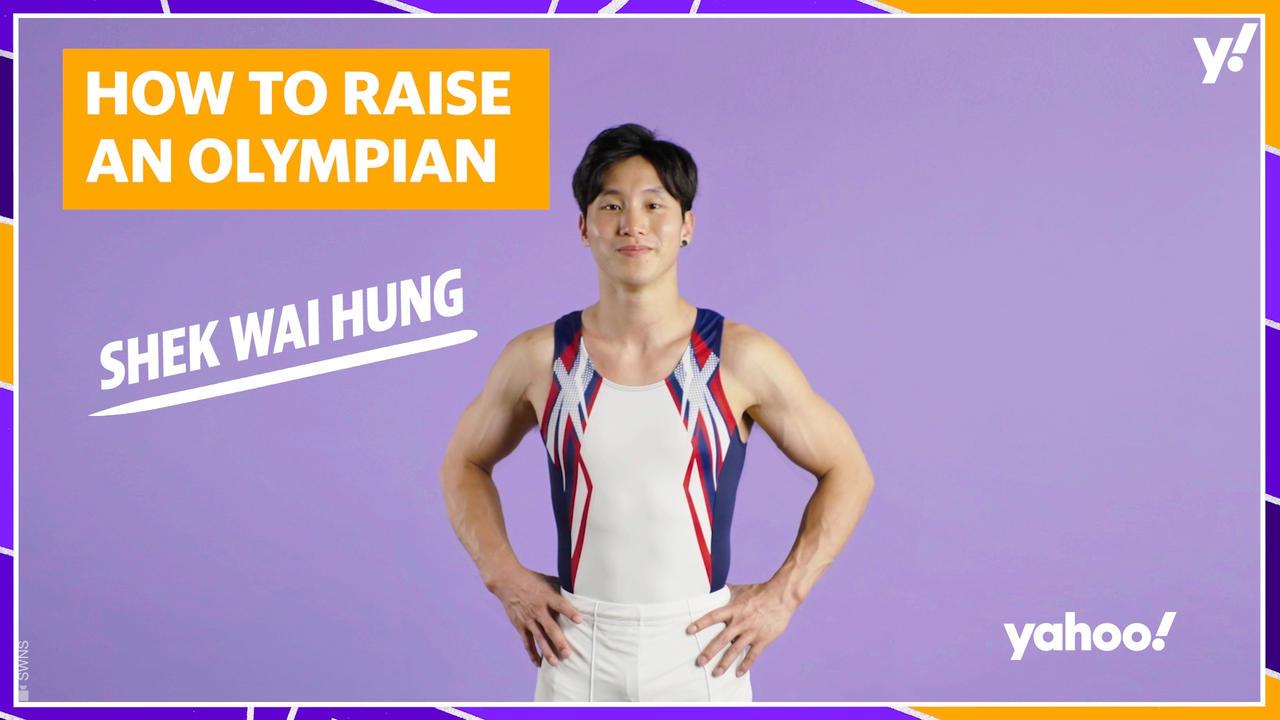 How To Raise An Olympian: Shek Wai Hung