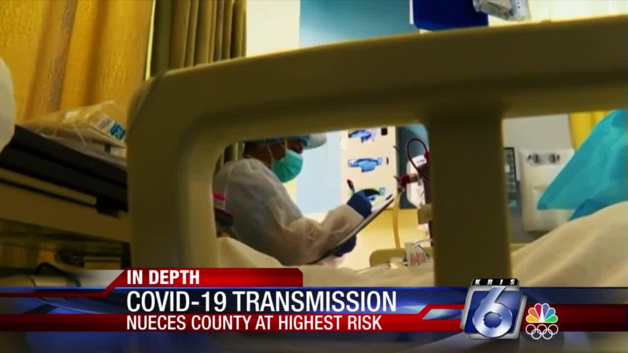 Nueces County High Transmission