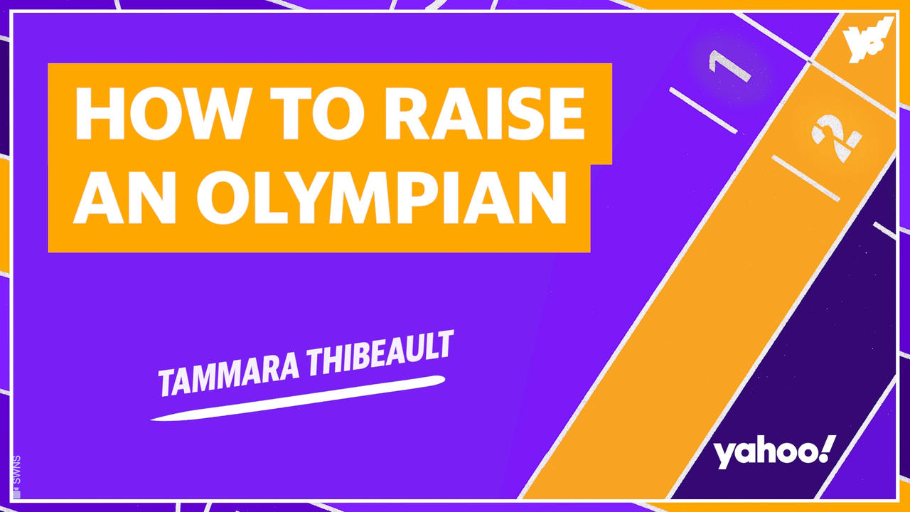 How To Raise An Olympian: Tammara Thibeault