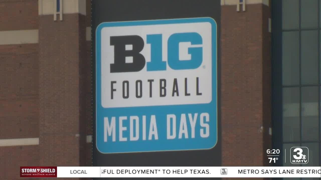 Big Ten Media Days kicks off in Indianapolis