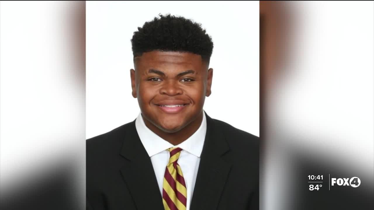 Student athlete says academic achievement was overlooked