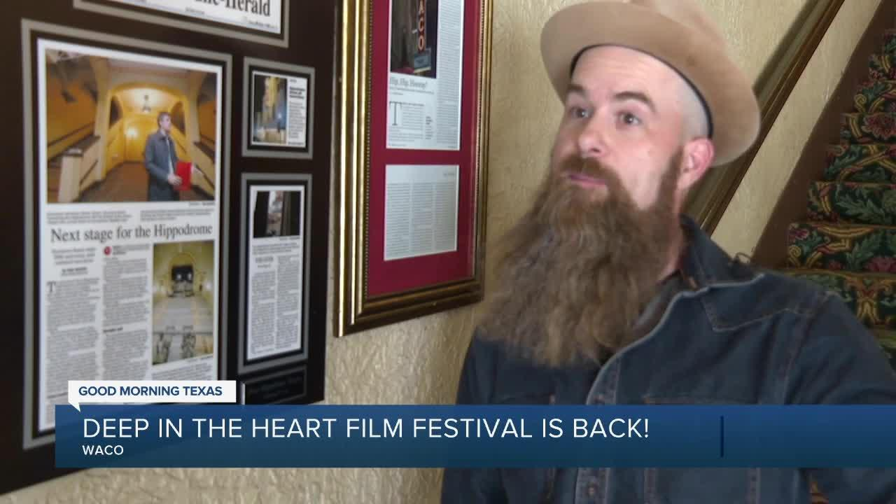 Grand return of Deep in the Heart FIlm Festival places Waco at the precipice of changing industry, growing in Central Texas
