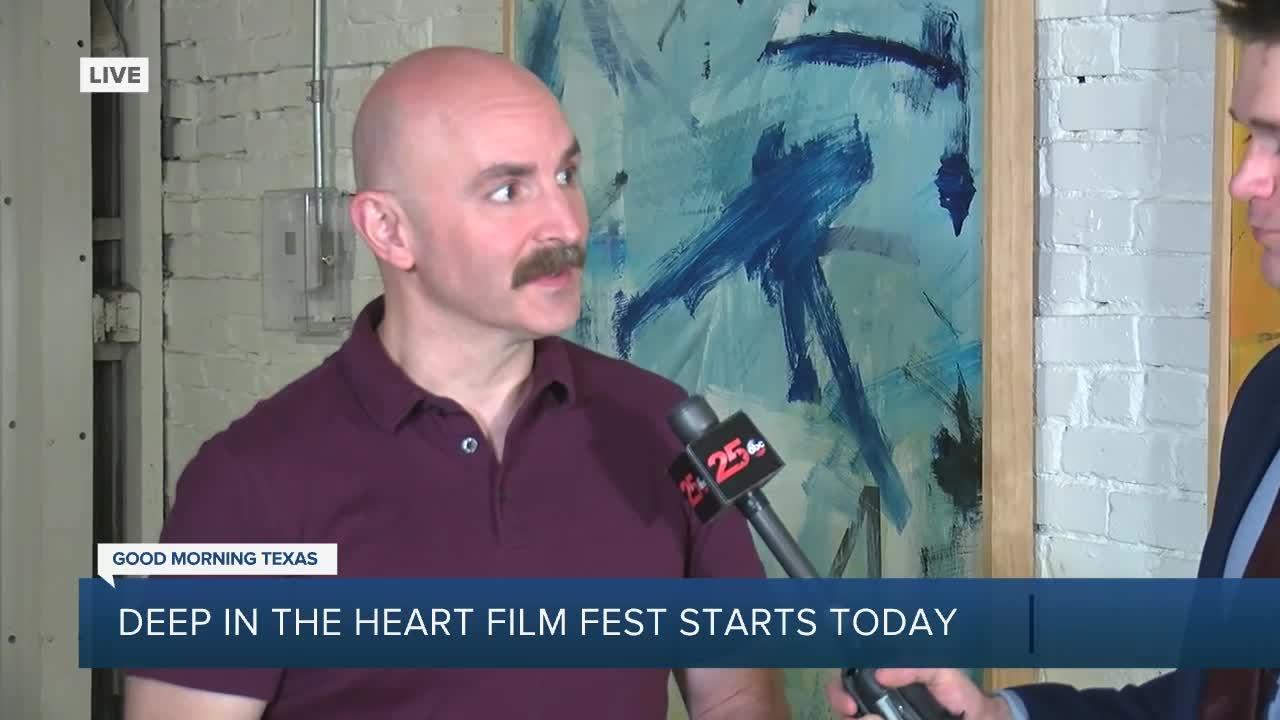 Wrap-up live Interview withCo-Director/Co-Founder of Deep in the Heart Film Festival, Samuel Thomas