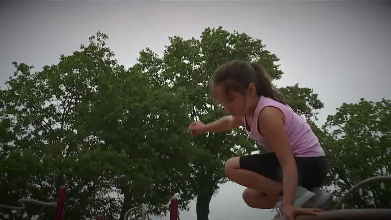 Nonprofit gives kids in Cleveland a chance to be kids