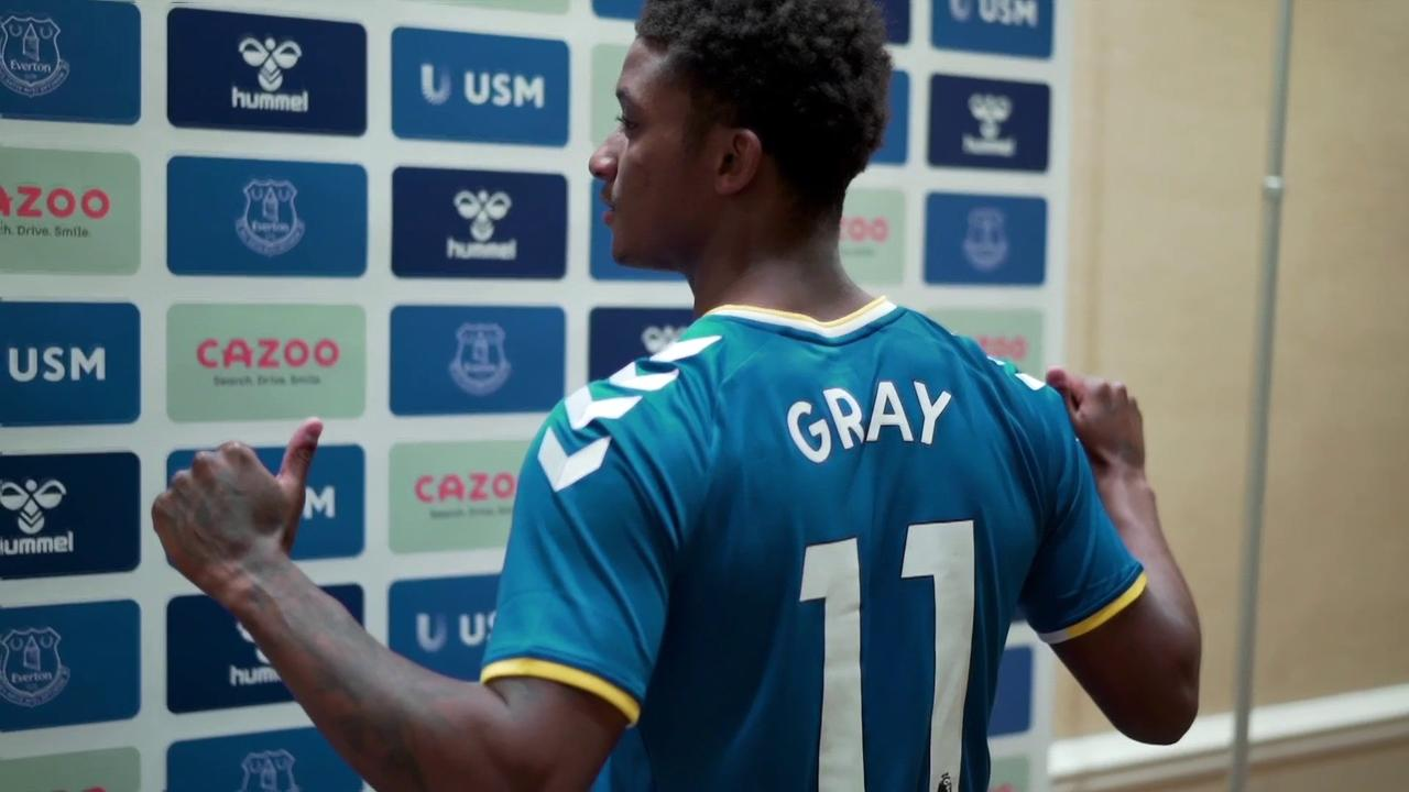 Gray: I couldn't turn down Everton opportunity
