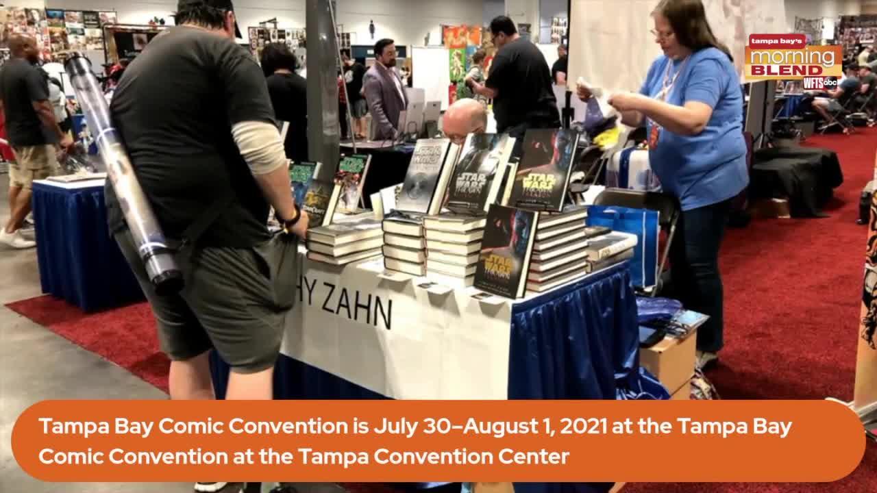 Tampa Bay Comic Con | Morning Blend
