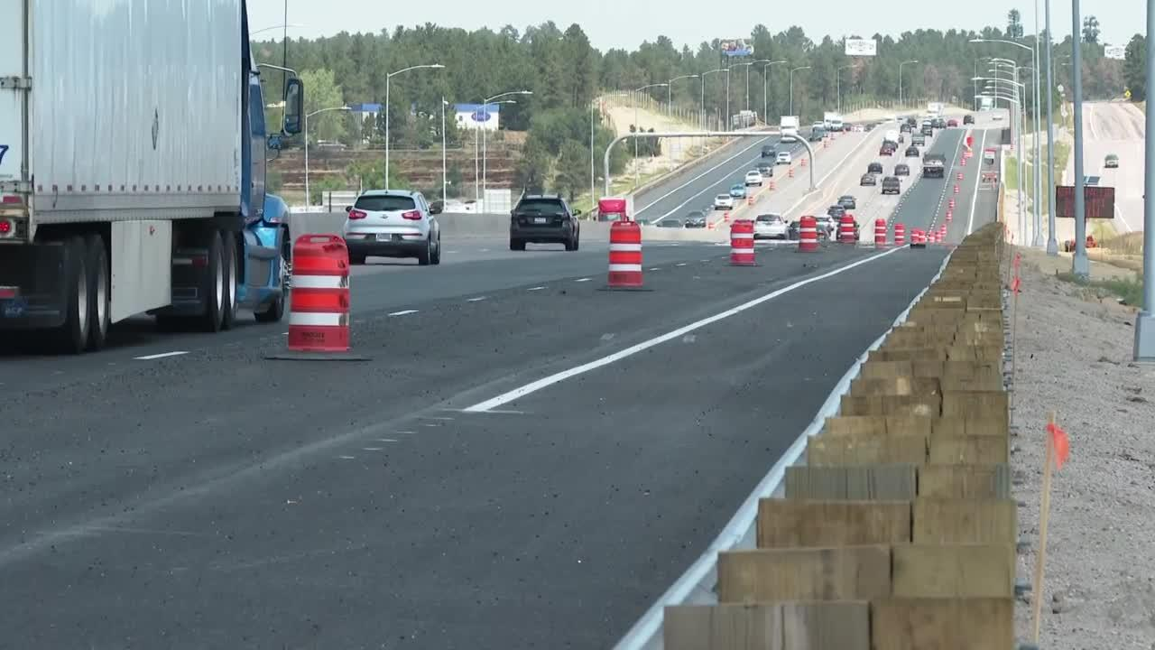 New lanes opening as The Gap project heads into final year