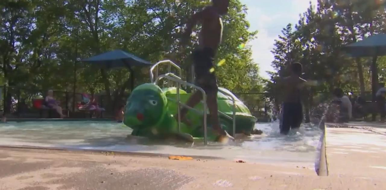 Splash pad in West Point closing early due to drought