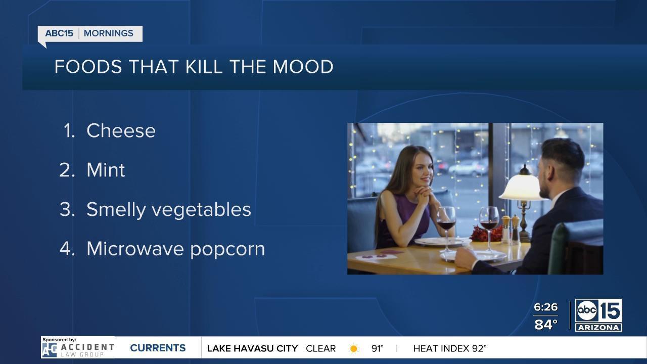 The BULLetin Board: Foods that kill the mood
