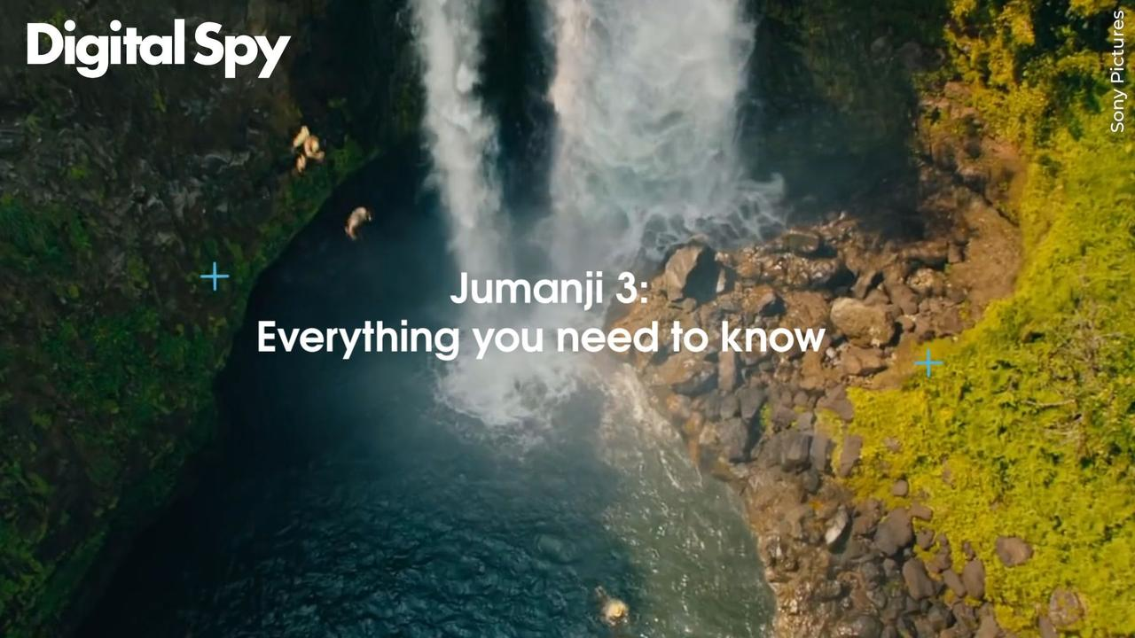 Jumanji 3: Everything You Need To Know