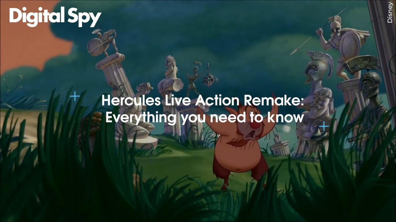 Hercules: Live Action Remake: Everything You Need To Know