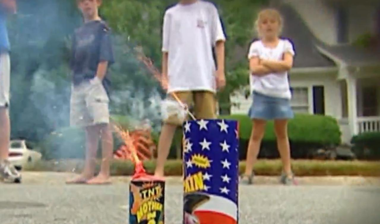 Officials urge fireworks caution ahead of dry Pioneer Day weekend