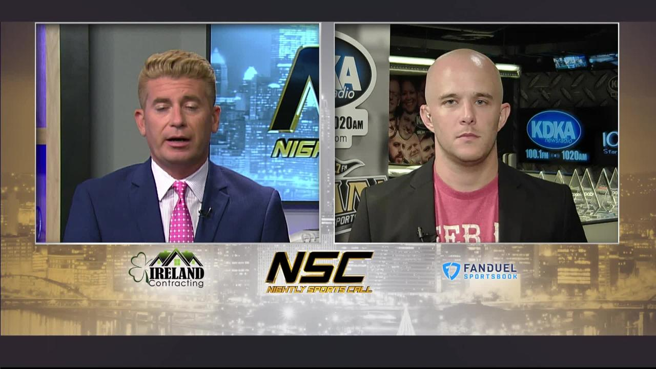 Ireland Contracting Nightly Sports Call: July 21, 2021 (Pt. 1)