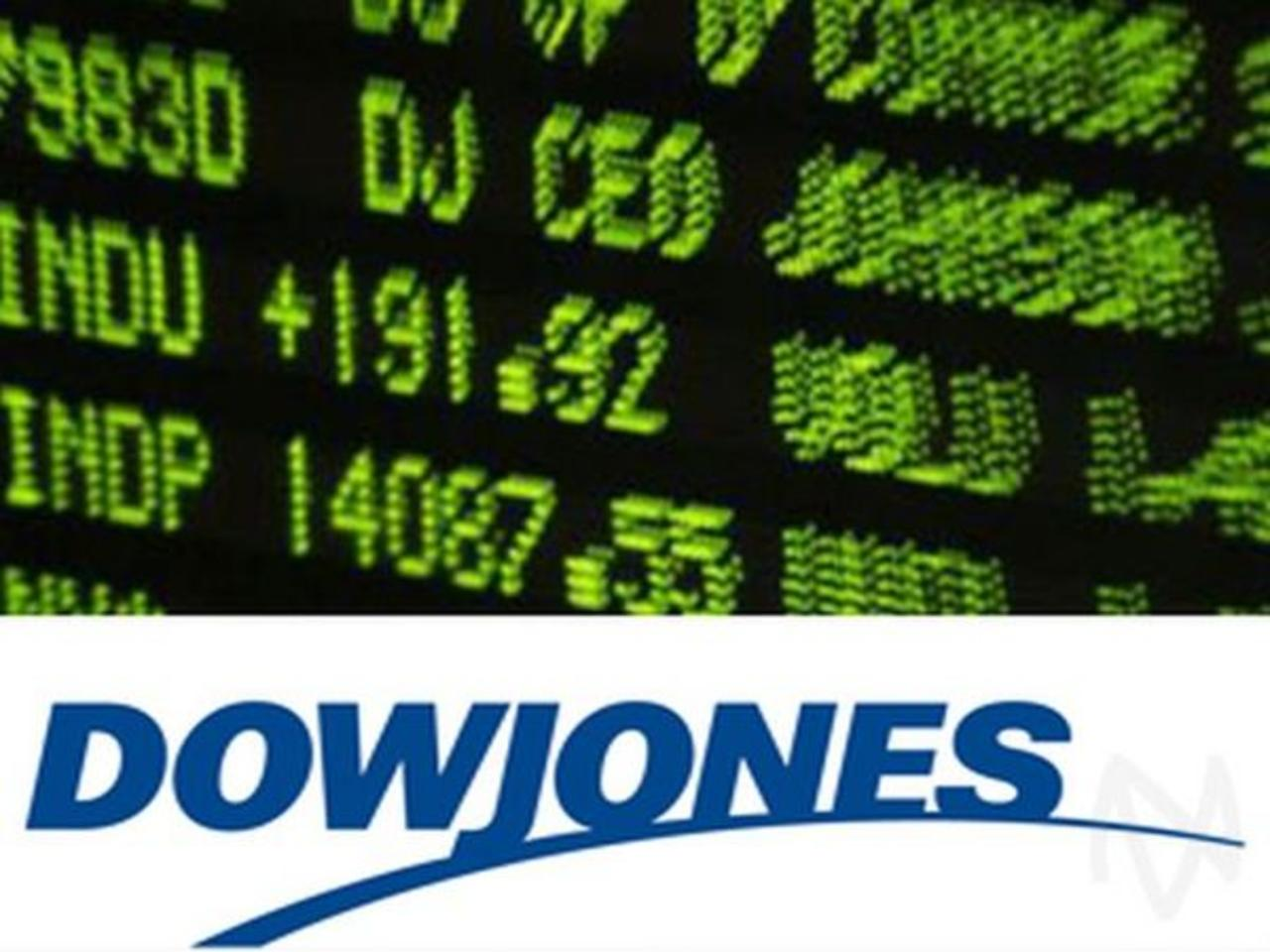 Dow Movers: TRV, CRM
