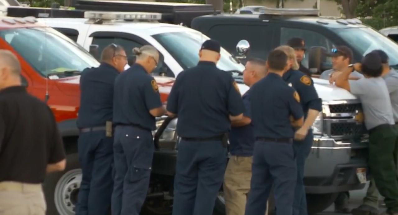 Two-dozen Utah firefighters head to Montana to help with wildfires