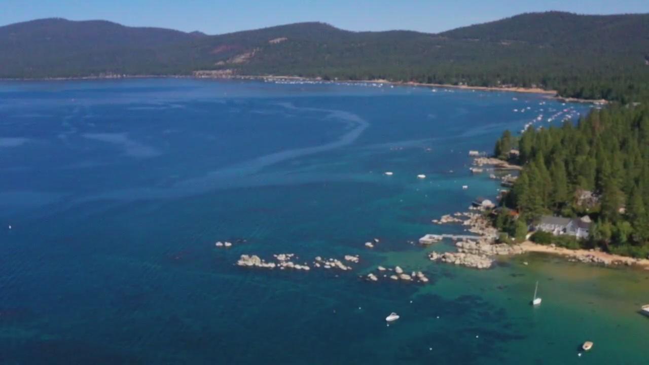 Destination California: Crystal Kayak experience at Lake Tahoe