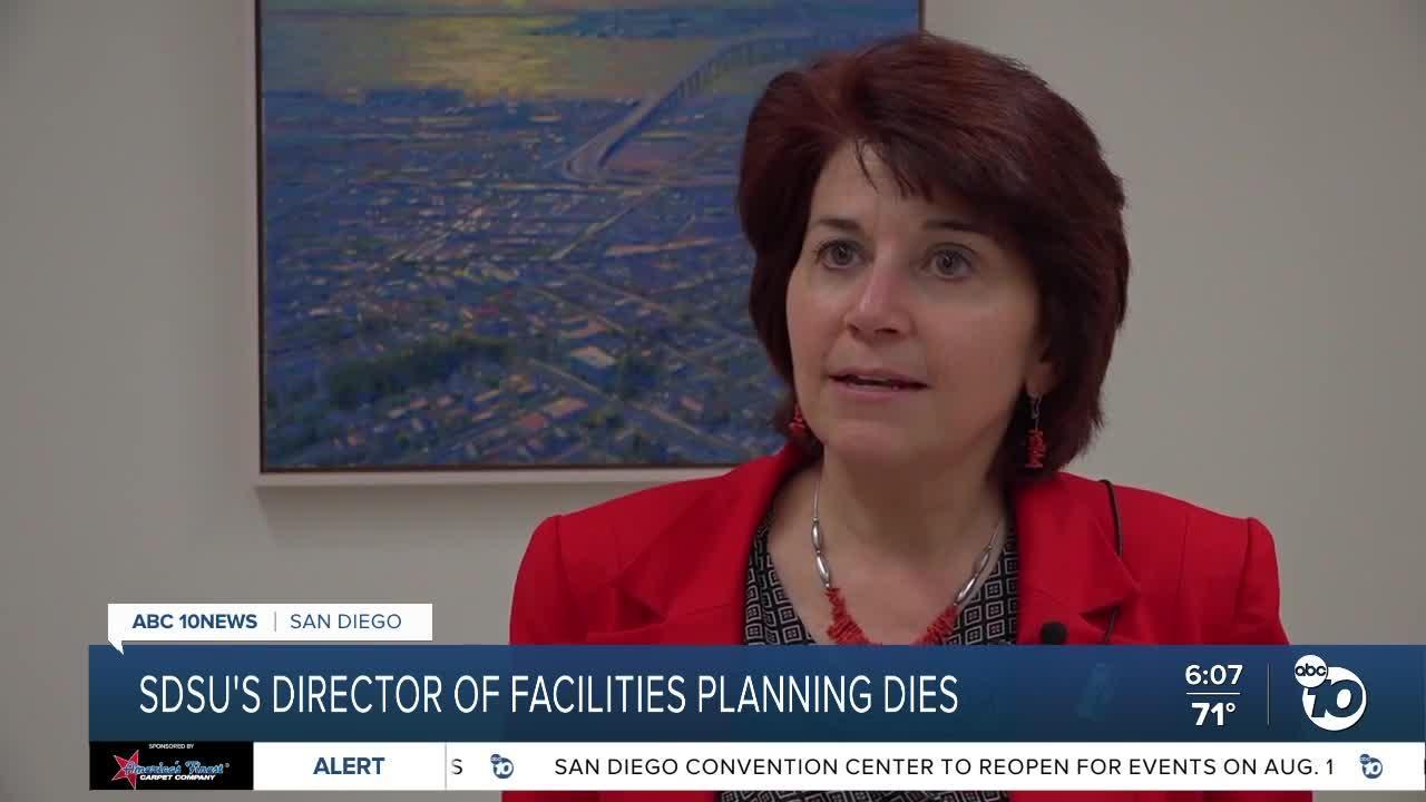 SDSU director of facilities planning dies
