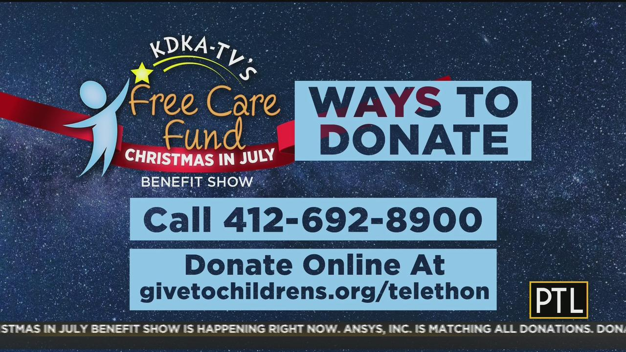 Free Care Fund Christmas In July: How To Donate