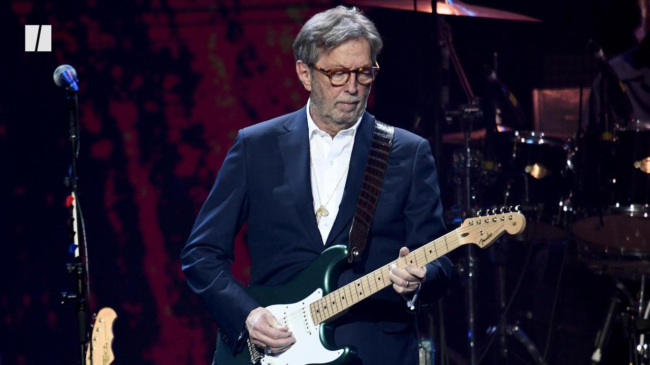 Eric Clapton Threatens Boycotts Over Vaccine Proof