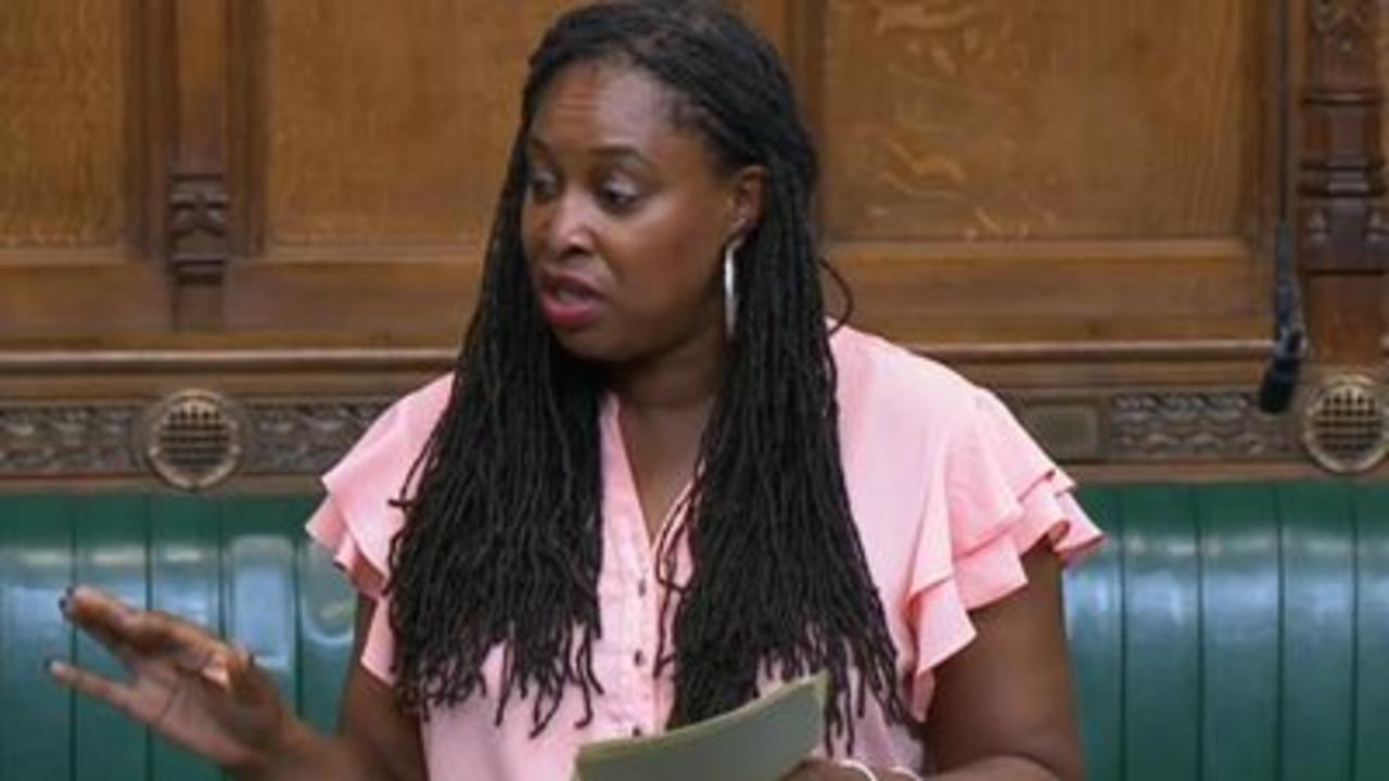 Butler ordered to leave Commons chamber
