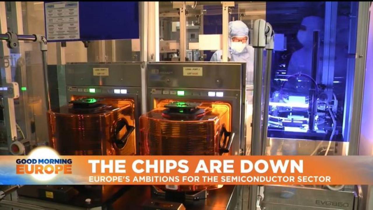 EU wants a bigger share of the microchips market